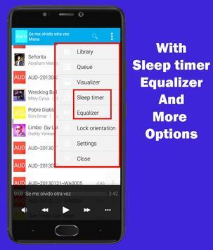 Music Player HeadPhone - Player mp3 & All formats screenshot 1