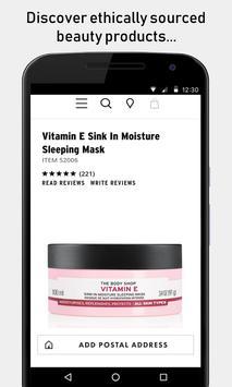 The Body Shop - Ethical Makeup screenshot 9