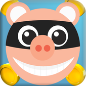 Pig Master: Free Coin and Spin Daily Gift&Tips icon