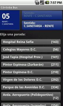 Autobuses Córdoba screenshot 1