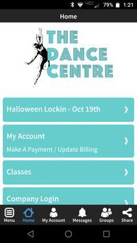 The Dance Centre screenshot 1