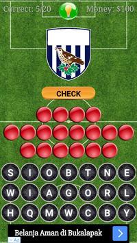 Guess English Football Club Quiz screenshot 4