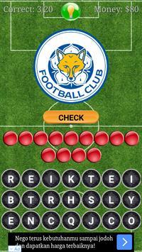 Guess English Football Club Quiz screenshot 2