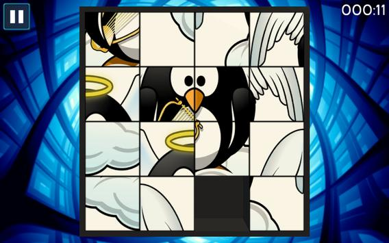 Scimbee Picture Sliding Puzzle Screenshot 5
