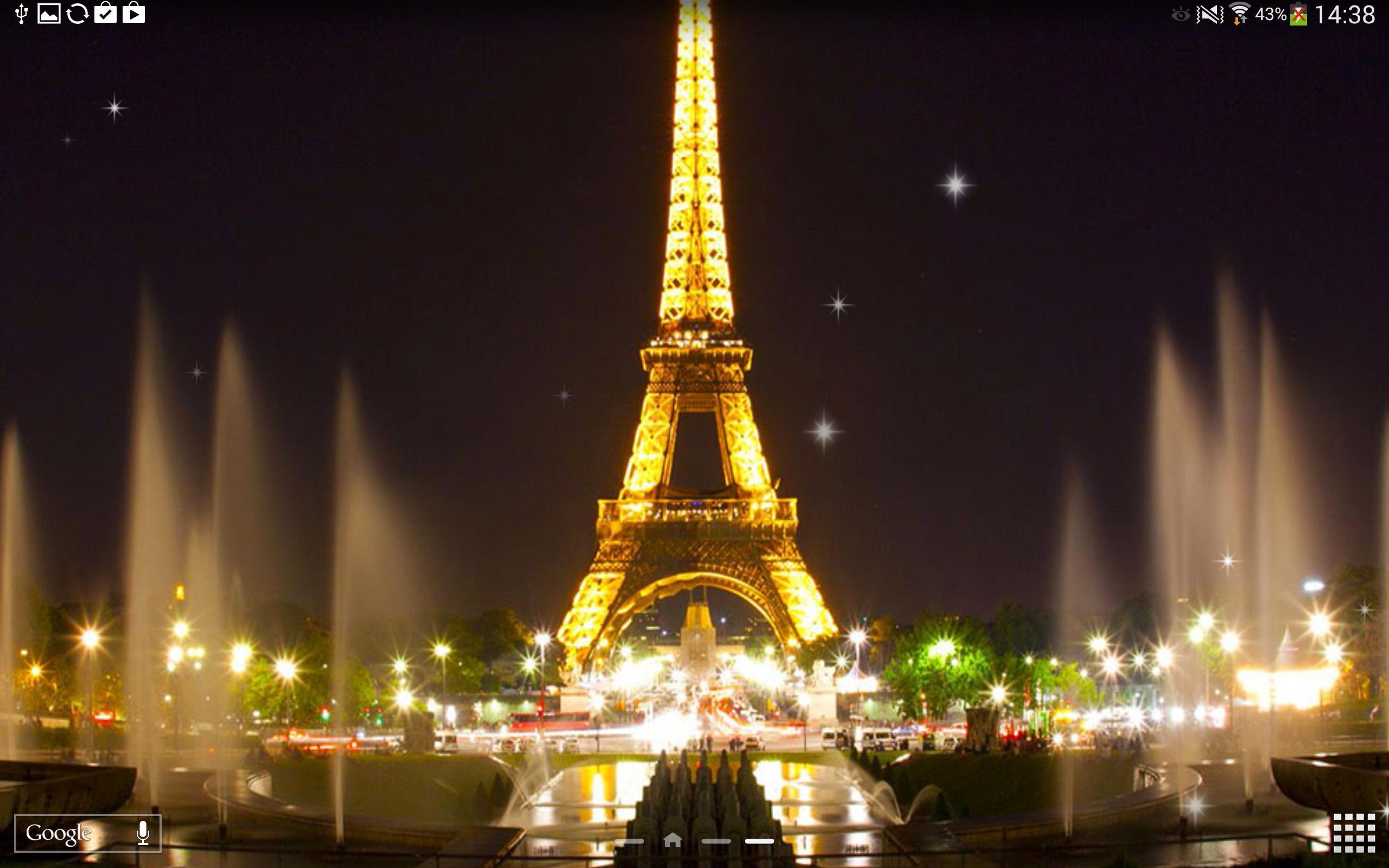 Menara Eiffel Paris For Android APK Download