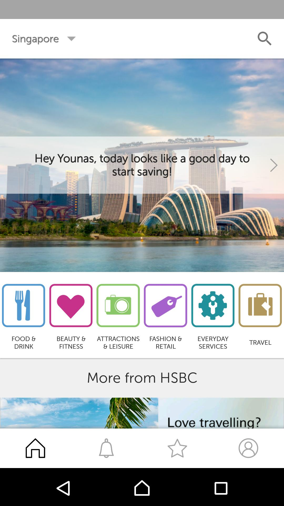 Hsbc Travel Services