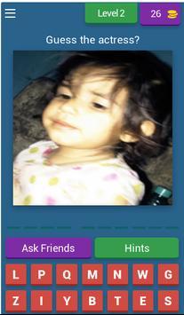 Childhood photos of Bollywood stars-Photo Quiz screenshot 2