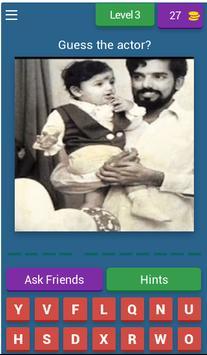Childhood photos of Bollywood stars-Photo Quiz screenshot 3