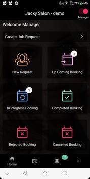 iSalon Partner screenshot 1