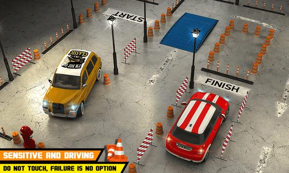 Foxi Mini Advance Car Parking : Car School Driving screenshot 2
