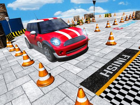 Foxi Mini Advance Car Parking : Car School Driving screenshot 5