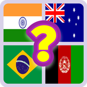 Guess The Flag With Capitals icon