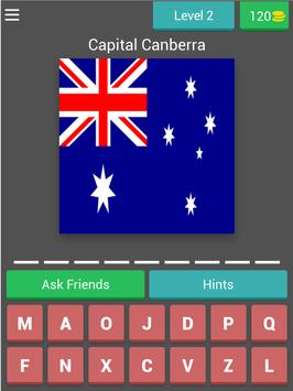 Guess The Flag With Capitals screenshot 12
