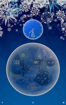 New Years holidays   Live Wallpaper   Xperia Theme screenshot 16