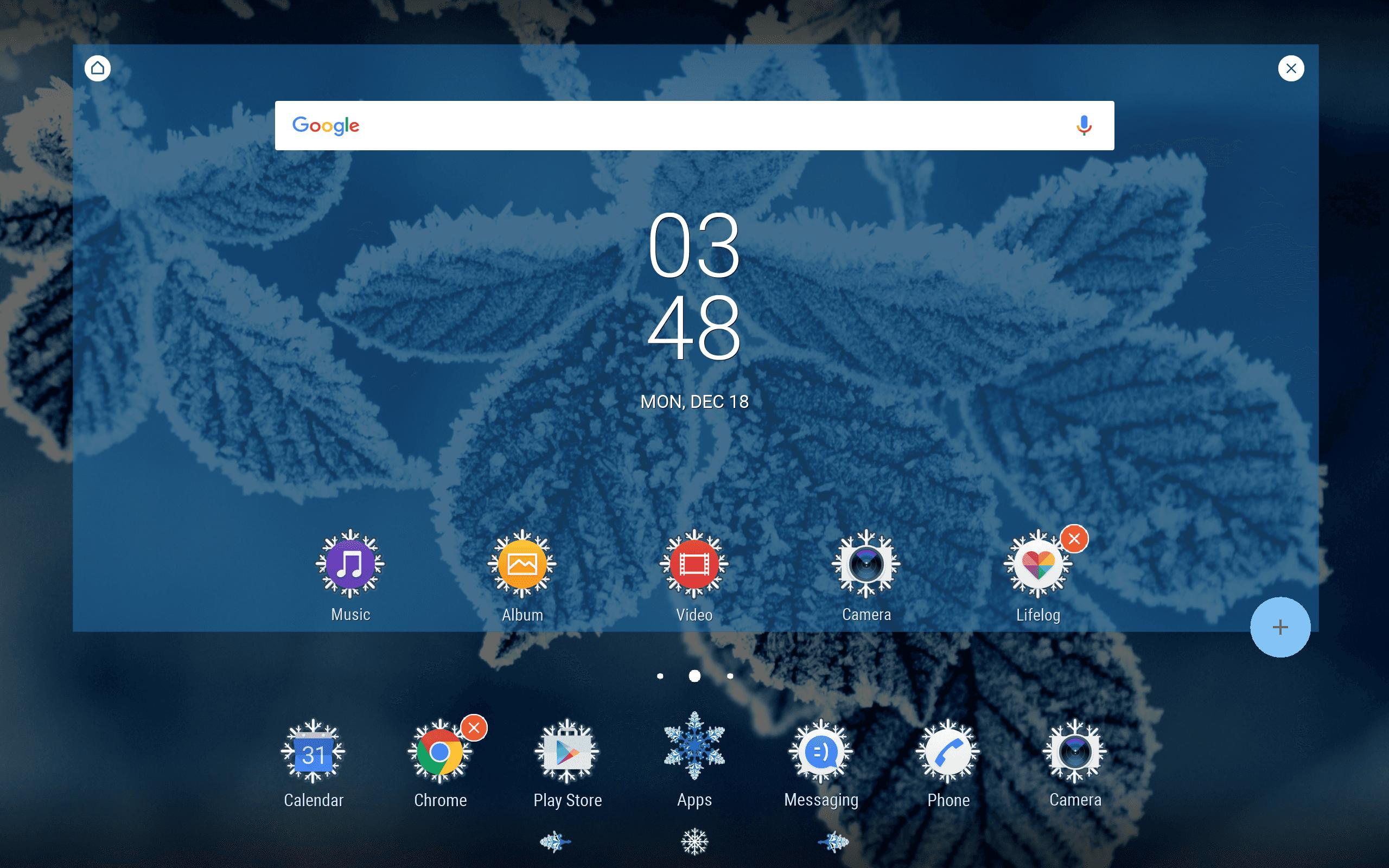 Winter Live Wallpaper Free Xperia Theme For Android Apk