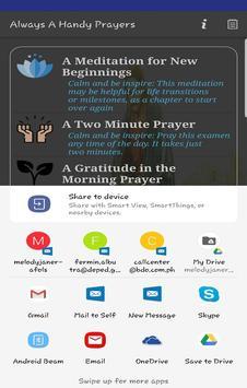 Always A Handy Prayers screenshot 5