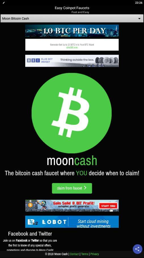 Easy Coinpot Faucets for Android - APK Download