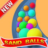 Sand Balls icône