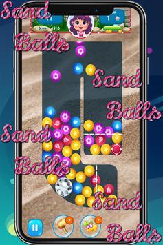 Sand Balls capture d'écran 4