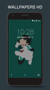 Anime Boku Wallpapers HD screenshot 12