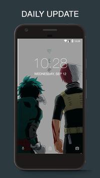 Anime Boku Wallpapers HD screenshot 7
