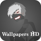 Anime Ghoul Wallpapers HD icon