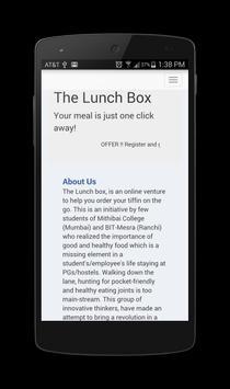 The Lunch Box screenshot 2