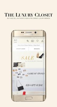 The Luxury Closet poster