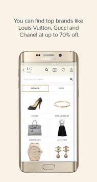 The Luxury Closet screenshot 1