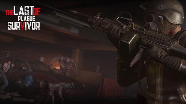 The Last of Plague Survivor ảnh chụp màn hình 10