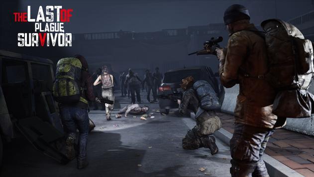 The Last of Plague Survivor ảnh chụp màn hình 11