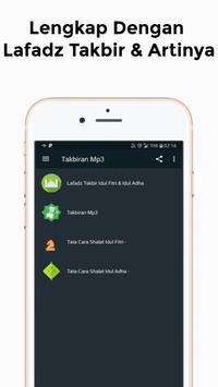 takbir mp3 takbiran offline screenshot 4
