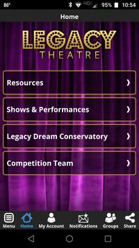 The Legacy Theatre screenshot 1