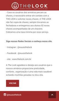 The Lock screenshot 2