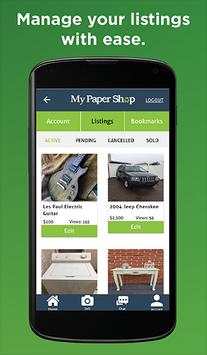 Paper Shop screenshot 6