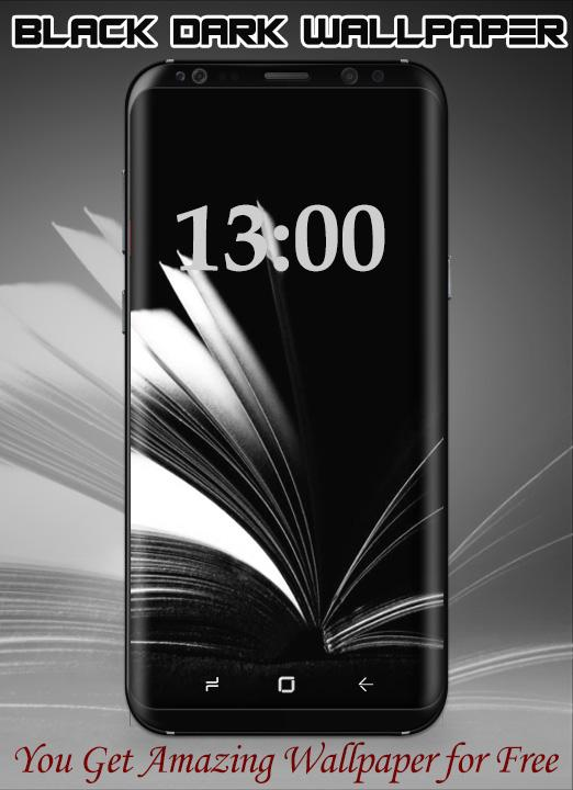 Black Dark Wallpaper Hd 4k For Android Apk Download
