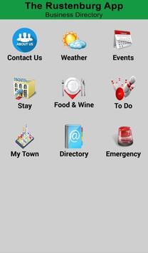 The Rustenburg App screenshot 1