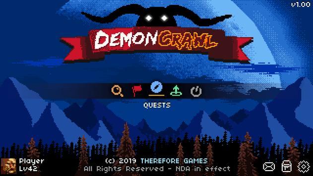 DemonCrawl gönderen