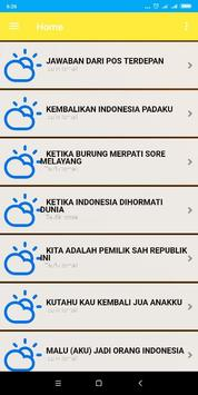 Kumpulan Puisi dan Syair Sastra Indonesia 1000+ screenshot 3