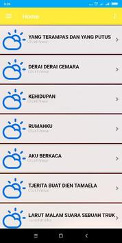Kumpulan Puisi dan Syair Sastra Indonesia 1000+ screenshot 5