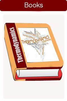 Thermodynamics book poster