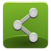 Share Apps أيقونة