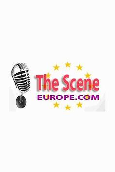 The Scene Europe Radio poster