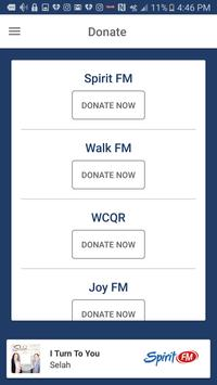Encouraging Radio screenshot 4
