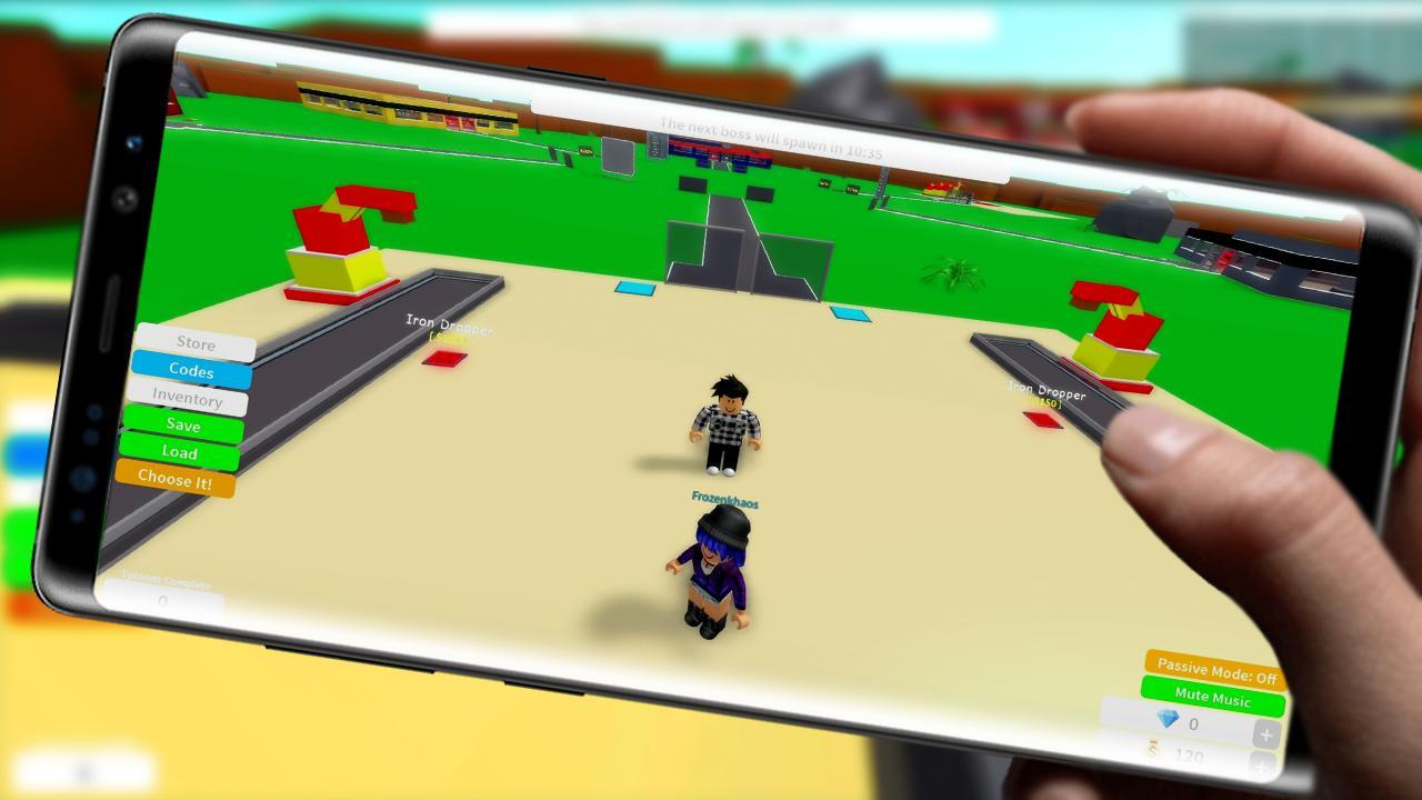 Roblox Obby Toys The Superhero Transforming Tycoon In Roblox Obby For Android Apk Download