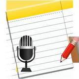 Voice, speech notes: Speech to text