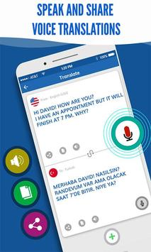 Voice Translator screenshot 1