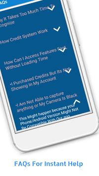 Around Me - Text, QR, Barcode, Image Recognition screenshot 4