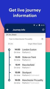 Trainline screenshot 3