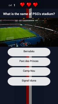 PSG Quiz screenshot 3
